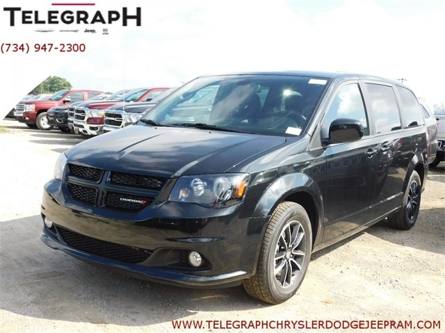 New 2019 Dodge Grand Caravan Se Plus Passenger Van In Taylor 9w003